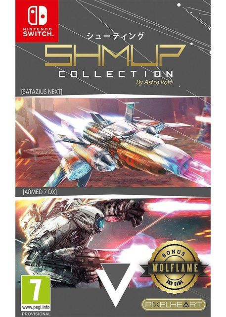 [VDS] SHOOTMEP UP COLLECTION sur Switch 1389676239