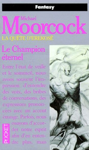 Couverture de Le champion eternel - tome 1 - vol01