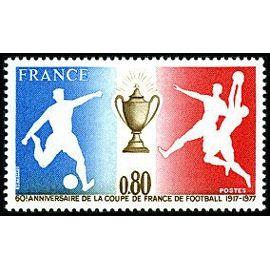 60ème anniversaire de la Coupe de France de Football