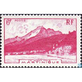 4 Frcs Montagne Pelée 1947 n°237