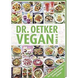 Vegan von A-Z - Oetker
