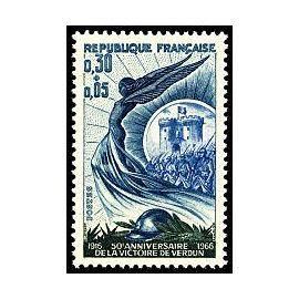 50ème anniversaire de la victoire de Verdun