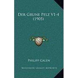Der Grune Pelz V1-4 (1905) - Unknown