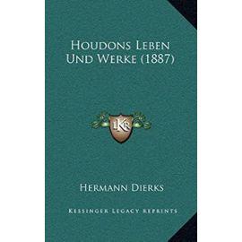 Houdons Leben Und Werke (1887) - Unknown