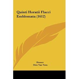 Quinti Horatii Flacci Emblemata (1612) - Otto Van Veen