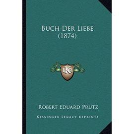Buch Der Liebe (1874) - Unknown
