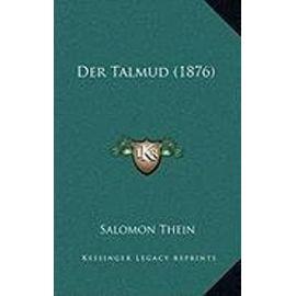 Der Talmud (1876) - Unknown