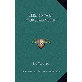 Elementary Horsemanship - Unknown