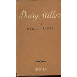 Daisy Miller a study. - Henry James