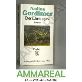 Der Ehrengast. - Nadine Gordiner