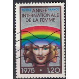 France 1975 Année Internationale de la Femme Y&T 1857 SU