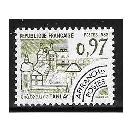 Timbre préoblitéré neuf de1982,n°174.Monuments historiques.