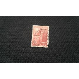 timbre danemark 1958