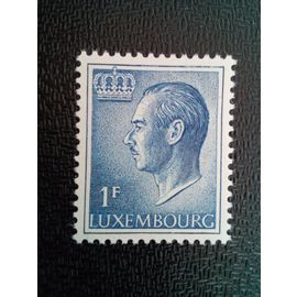 timbre LUXEMBOURG YT 662 Grand-duc Jean 1965 ( 30304 )