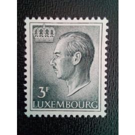 timbre LUXEMBOURG YT 665 Grand-duc Jean 1965 ( 30304 )