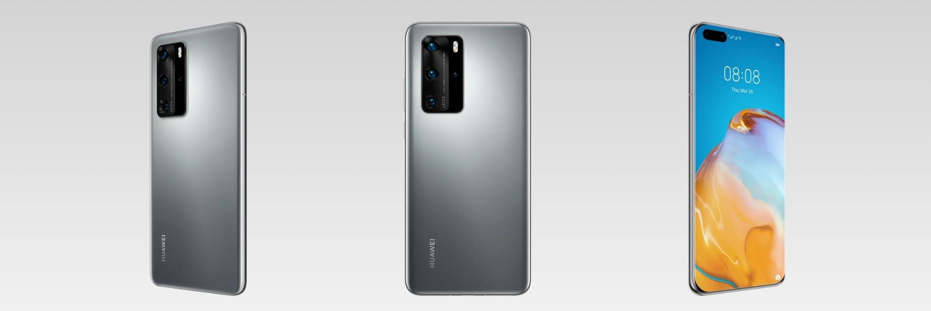 Huawei P40 Pro 5G Double SIM 256 Go Or image 4   Rakuten