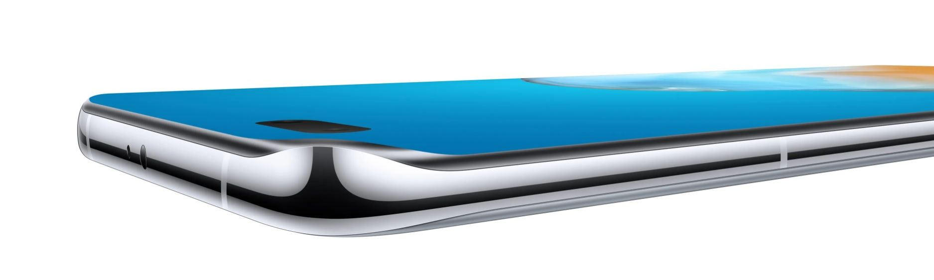 Huawei P40 Pro 5G Double SIM 256 Go Or image 3   Rakuten
