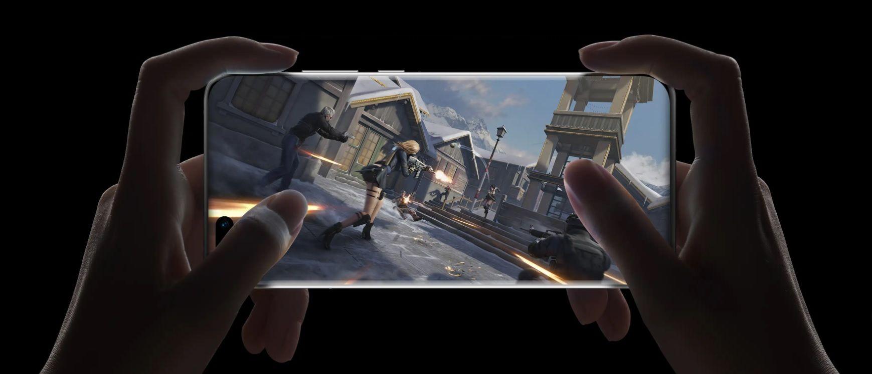 Huawei P40 Pro 5G Double SIM 256 Go Or image 7   Rakuten
