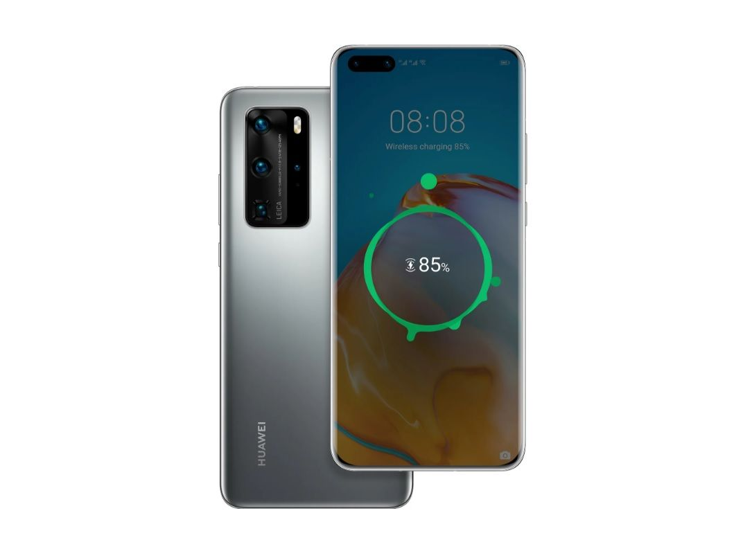 Huawei P40 Pro 5G Double SIM 256 Go Or image 9   Rakuten