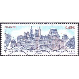 timbre salon philatélique de printemps paris