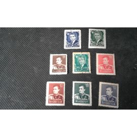 timbre iran 1958