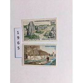 lot de 2 timbres