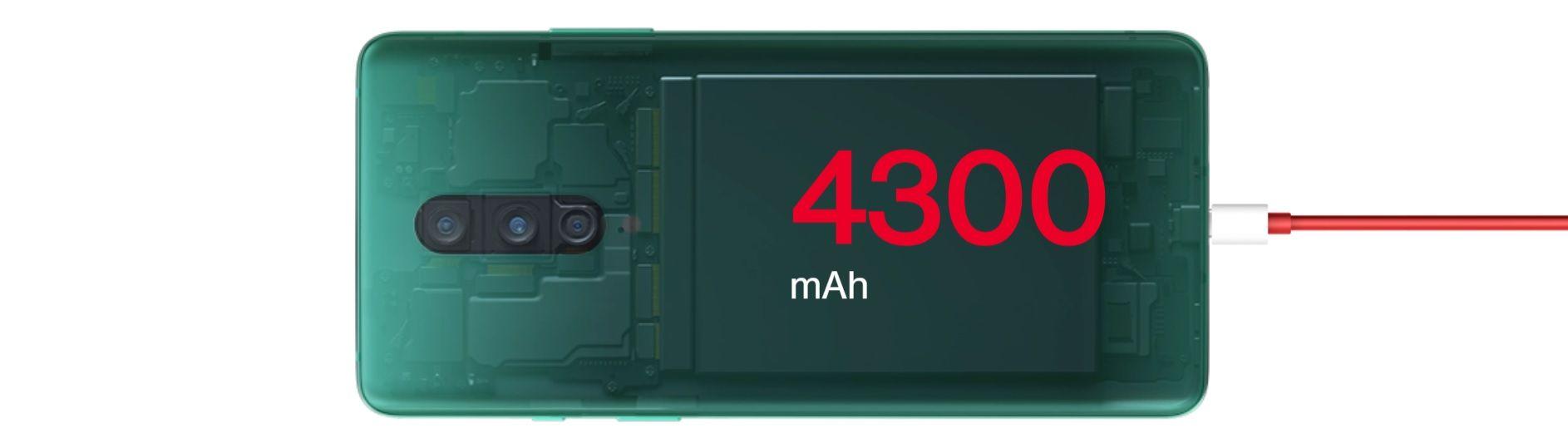 OnePlus 8 5G 12/256 Go Interstellar Glow image 5 | Rakuten