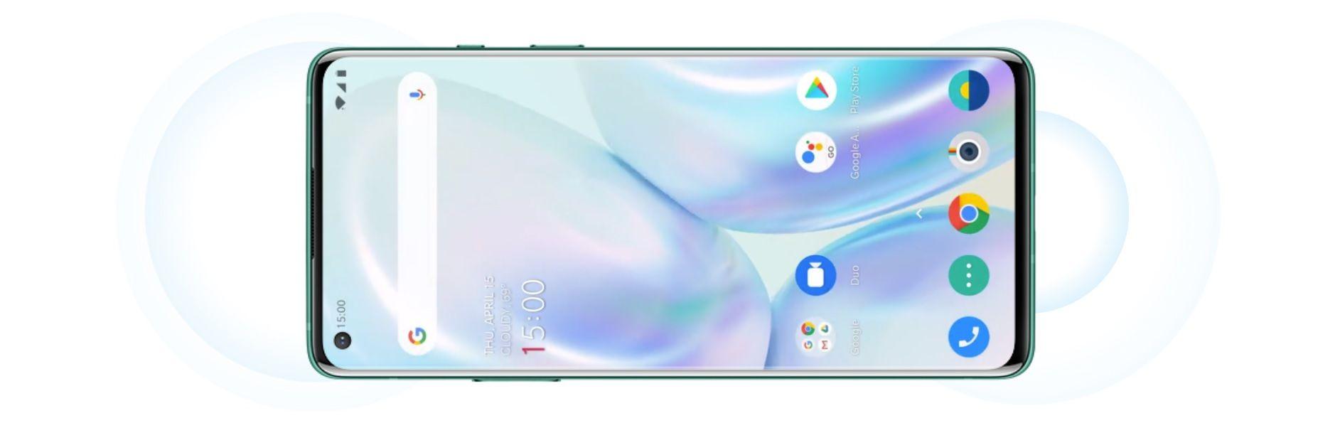 OnePlus 8 5G 12/256 Go Interstellar Glow image 6 | Rakuten