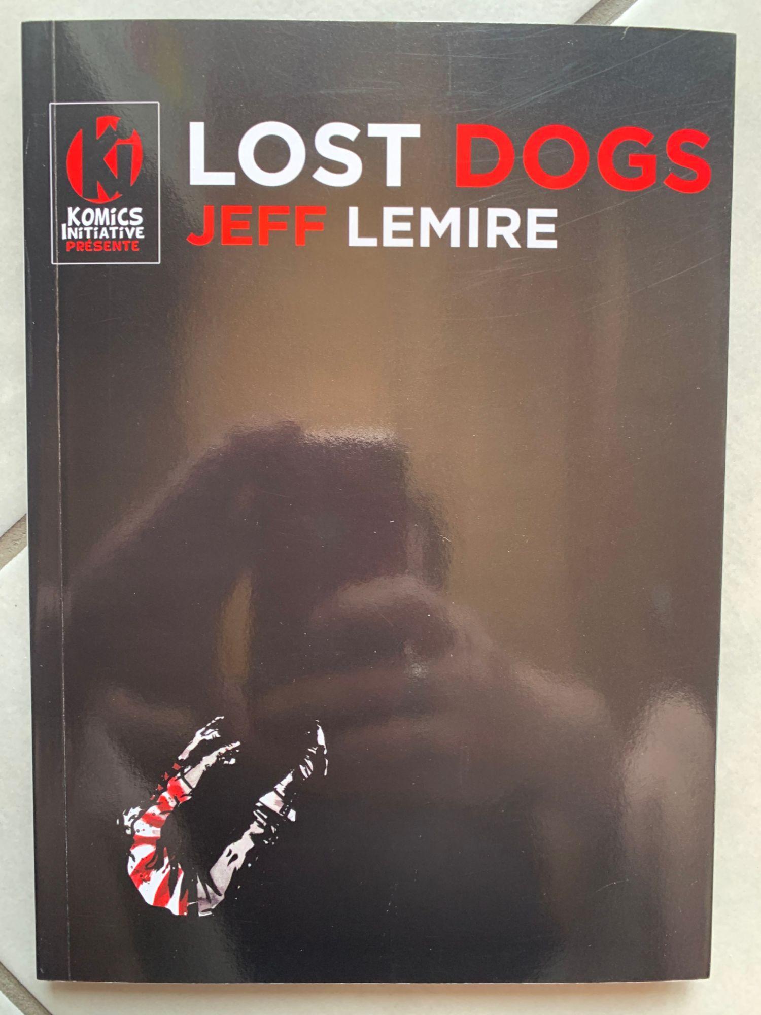 Lost dogs - Komics initiative - 15/10/2019