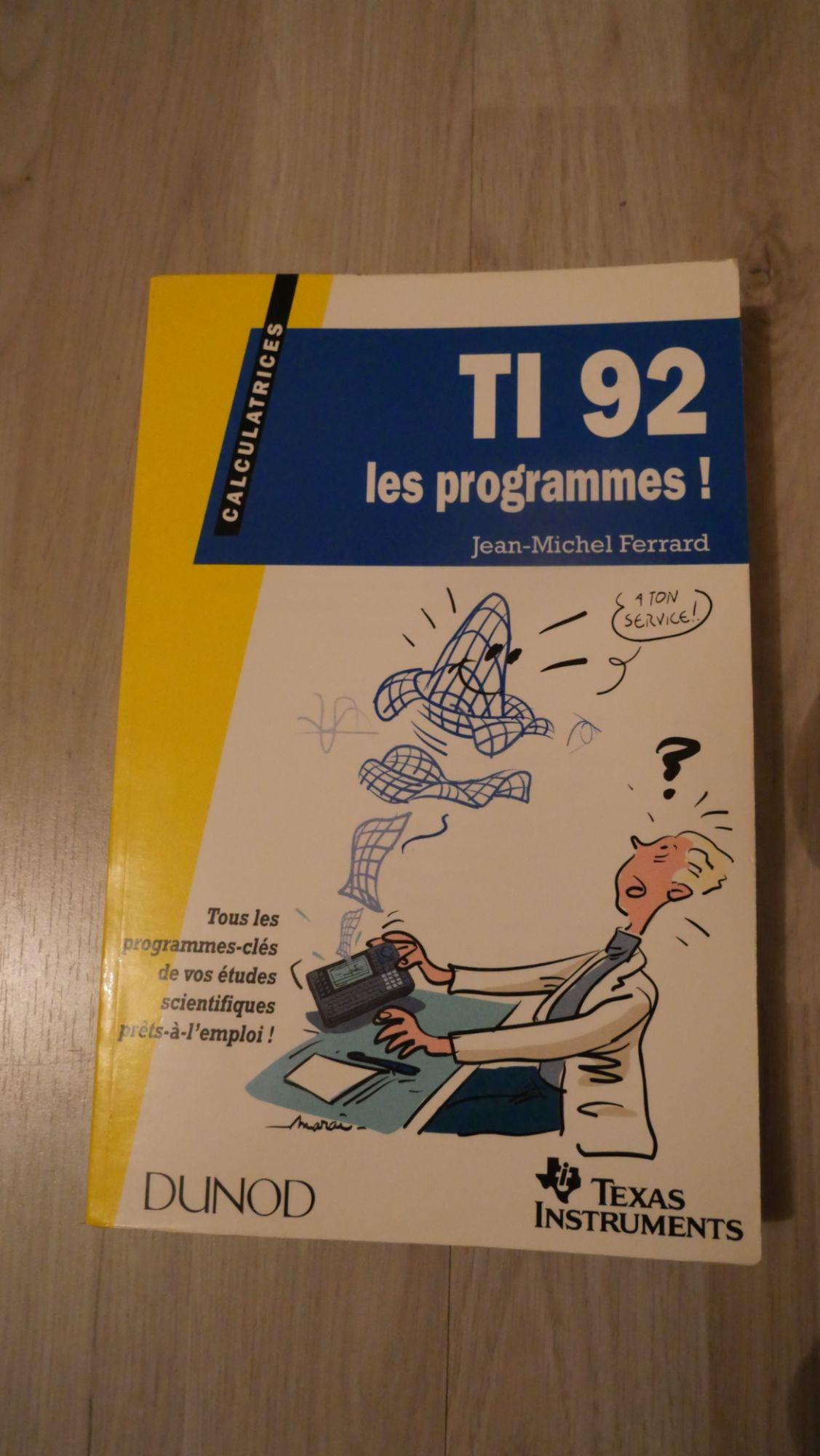 TI 92