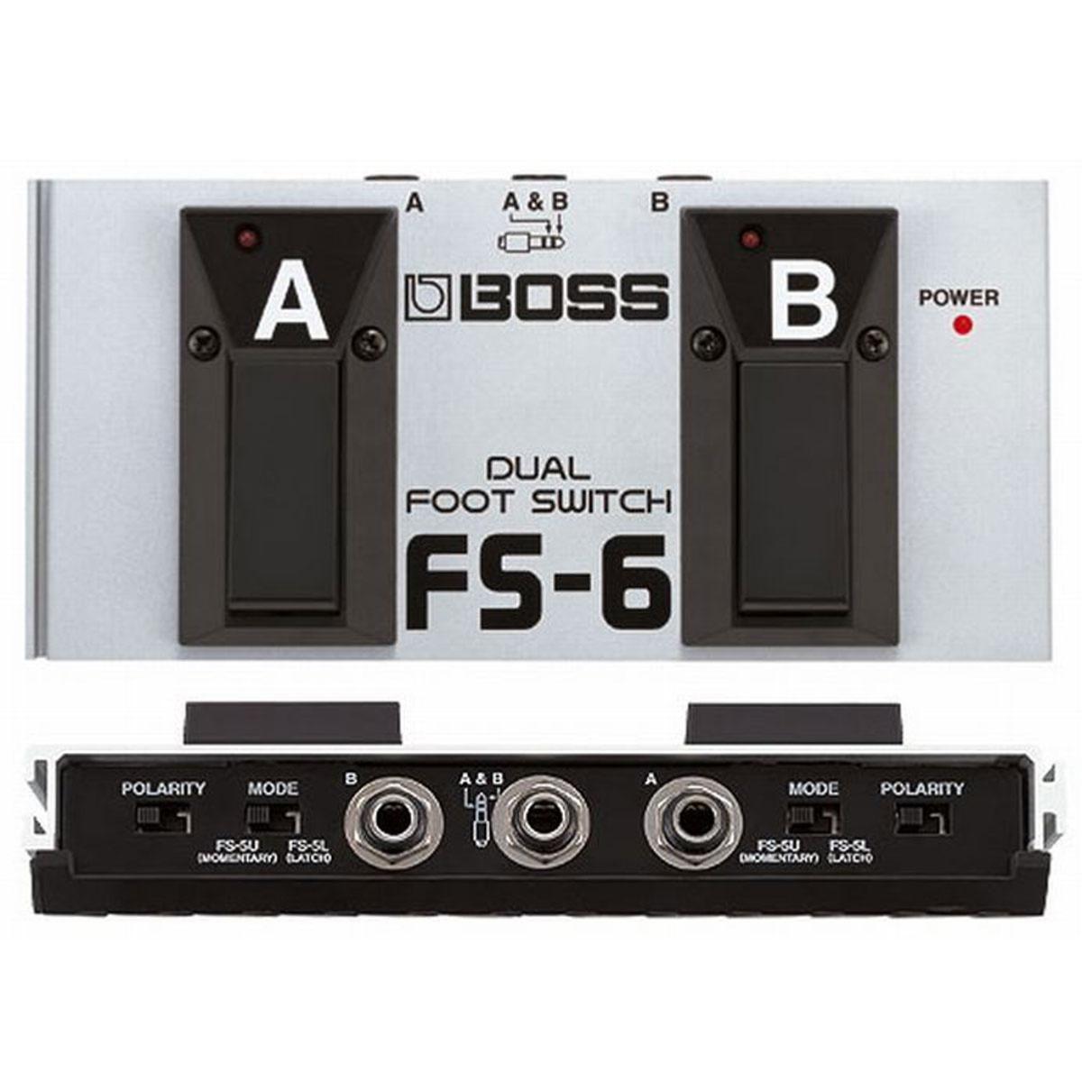 Vente Boss Boss Fs-6 - P?Dale Guitare