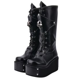 Chaussures Gothiques d'occasion