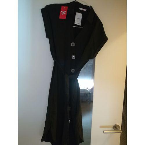 Robe Camaieu Neuve Avec Etiquette Noire Taille 36 Rakuten