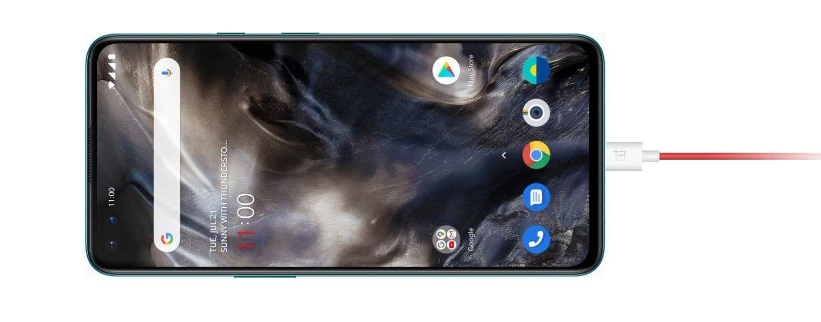 OnePlus Nord 5G 256 Go Double SIM Gris onyx image 8 | Rakuten