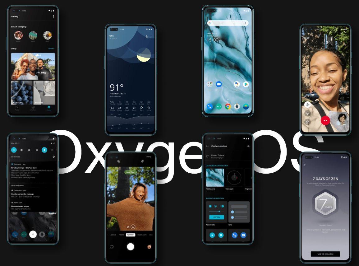 OnePlus Nord 5G 256 Go Double SIM Gris onyx image 7 | Rakuten