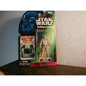 Star wars SPEEDER BIKE w Luke Skywalker radiocommandée Power of the Force le retour du Jedi Comme neuf