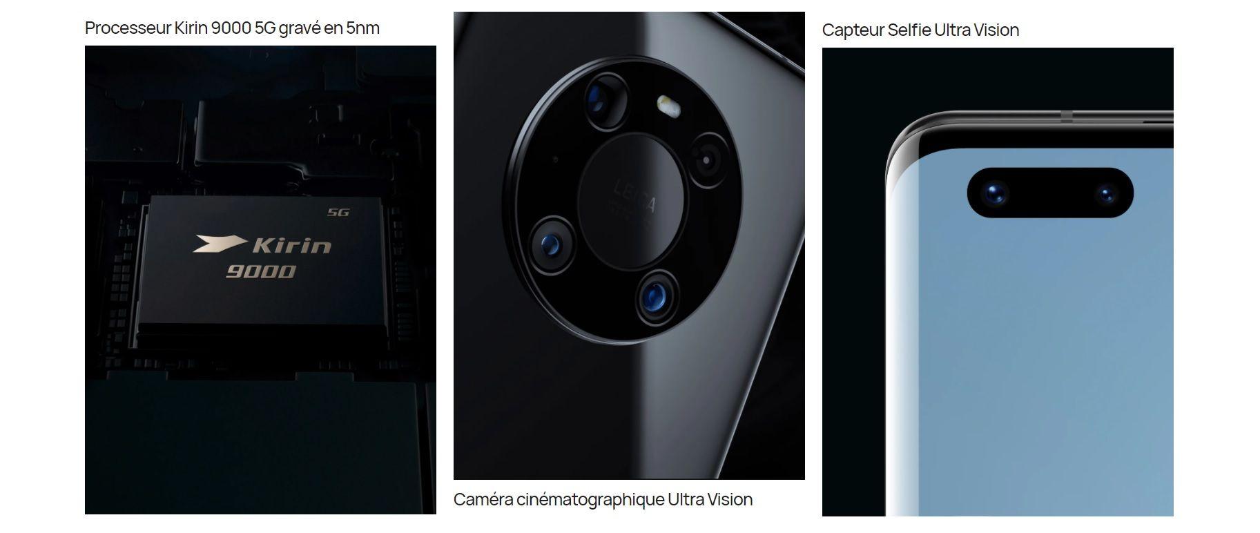 Huawei Mate 40 Pro 6,76 image 2 | Rakuten