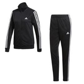 Survêtement Noir Femme Adidas Back