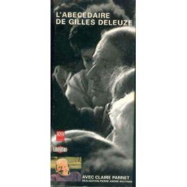 L Abecedaire De Gilles Deleuze Vhs Rakuten