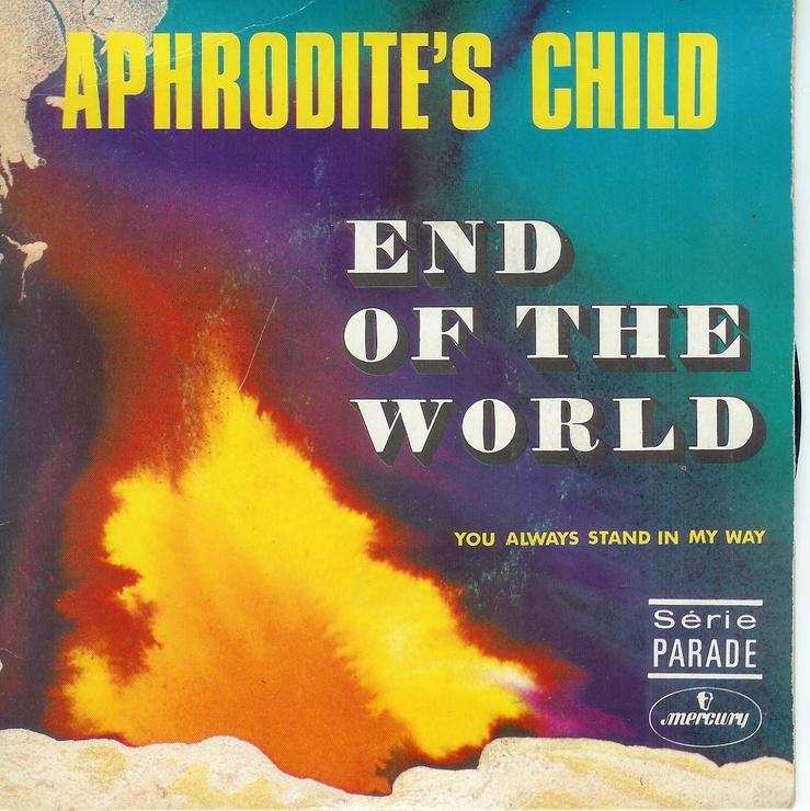 END OF THE WORLD - Vinyle | Rakuten