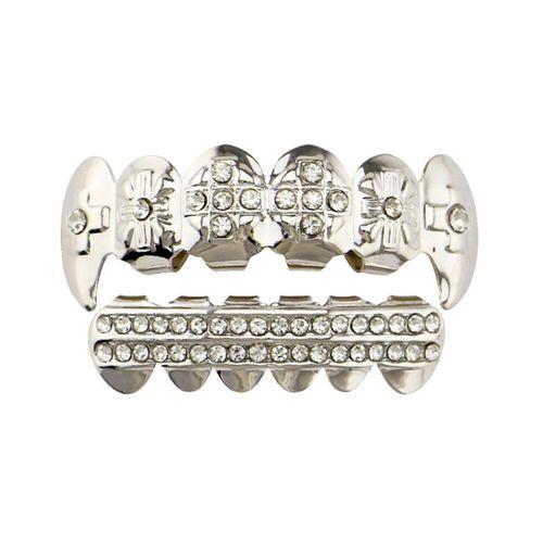 """20 ct brillant-Cut Sim Diamant 14K or Blanc FN du tennis féminin Collier 16/"""""""