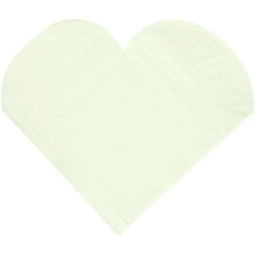x1 Nous en Bois Love grand-père passées blanc signe 17CM formes en bois blanc forme