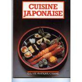 Cuisine Japonaise Livre Pas Cher Ou D Occasion Sur Rakuten