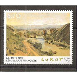 2989 (1996) Corot Le Pont De Narni N** (Cote 3e) (0942)
