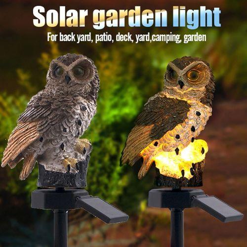 9x DEL Solaire Lampe Extérieur Jardin Terrasse Inox Piquet Fourre-lampe cour