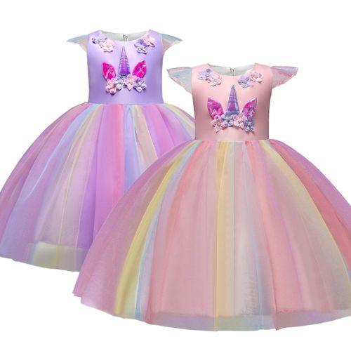 IEFIEL Tutu Ballet Fille Enfant Princesse Robe de Danse avec Gants Epingles A Cheveux Leotard Tutu Justaucorps Danse Costume De Cosplay 4-12 Ans