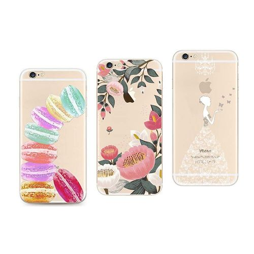 coque iphone 6 pack de 3