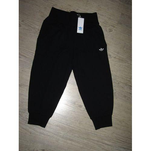 Pantalon pantacourt sport Adidas (femme) neuf taille