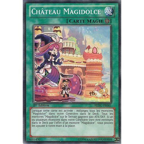 Château Magidolce REDU-FR061 Yu-Gi-Oh