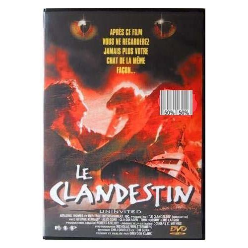 Le Clandestin Dvd Zone 2 Rakuten